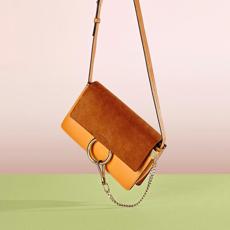 Chloé Faye Small Shoulder Bag_1