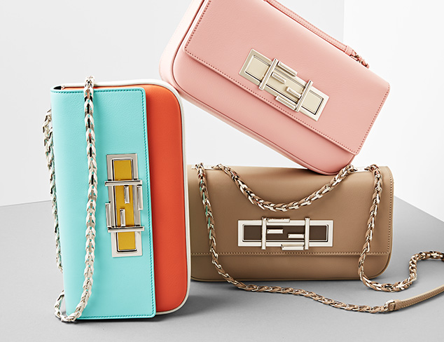 Clutches to Cross-Bodies Designer Handbags at MyHabit
