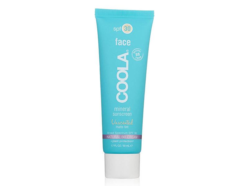 Coola Suncare Mineral Face SPF 30 Sunscreen Matte Tint