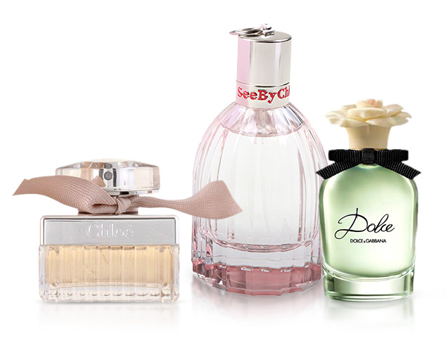 Designer Fragrances feat. Chloé & Dolce & Gabbana at MYHABIT