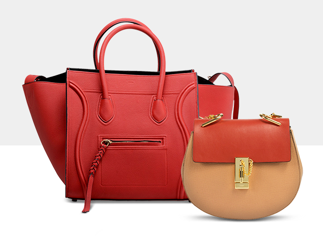 Designer Handbags feat. Chloé & Céline at MyHabit