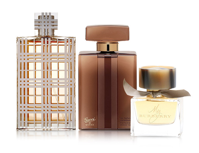 Designer Scents feat. Burberry at MyHabit