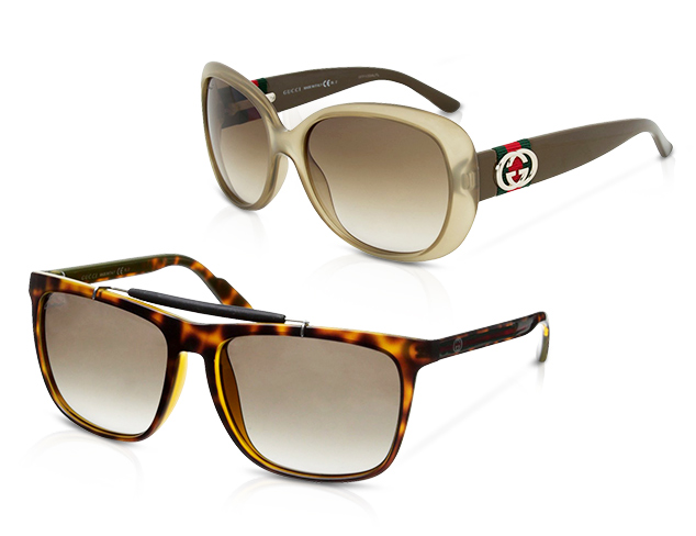 Designer Sunglasses & Eyewear feat. Gucci at MyHabit