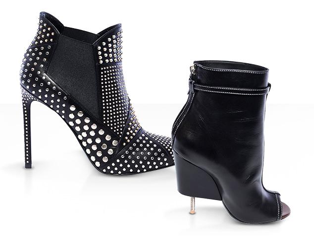 Edgy Designer Shoes feat. Saint Laurent at MYHABIT