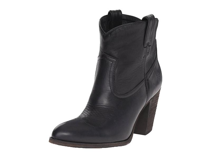 FRYE Ilana Short Western Boot