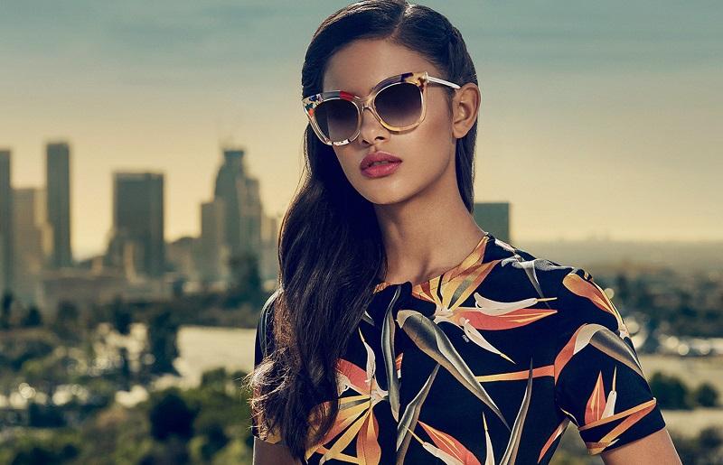 Fendi 53MM Oversized Cat's-Eye Sunglasses