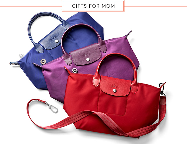 Gifts for Mom Longchamp at MyHabit