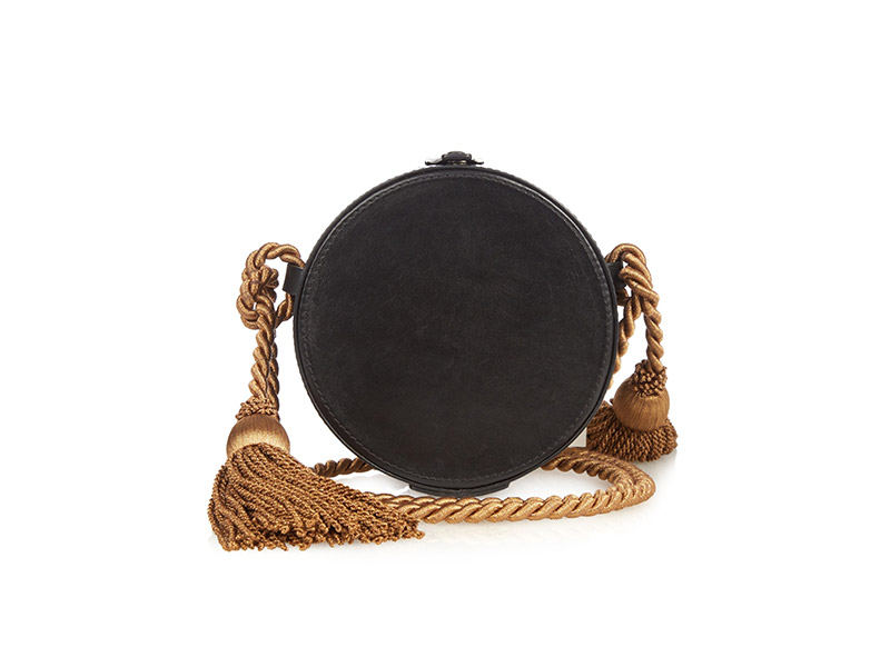Hillier Bartley Collar Box Tassel Bag