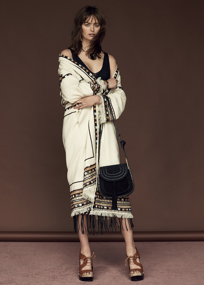 Isabel Marant Bering Embroidered Coat