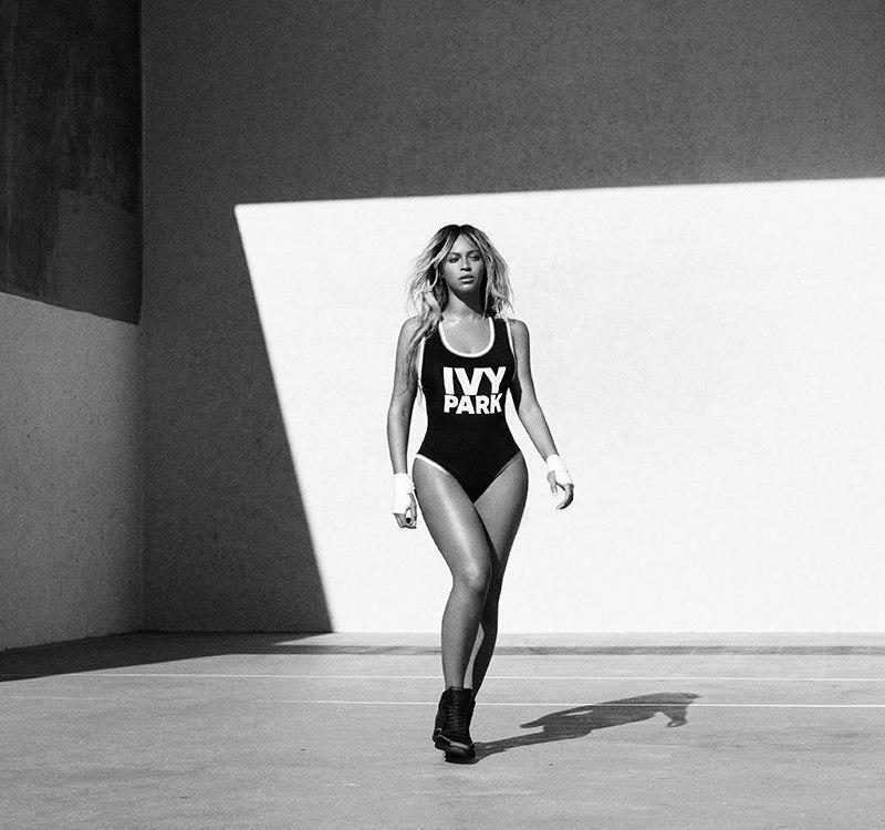 Ivy Park Spring Summer 2016 Campaign feat. Beyoncé