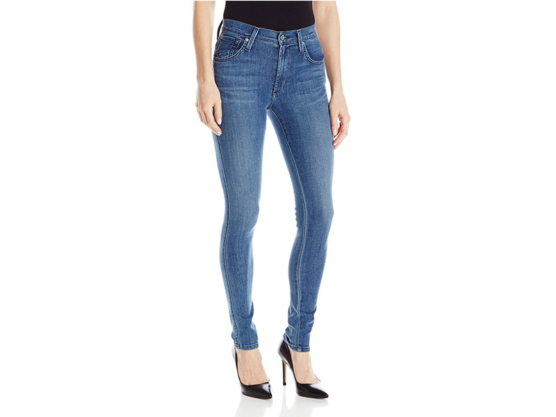 James Jeans High Class Skinny Waisted Jean