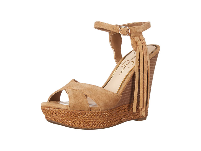 Jessica Simpson Ingrim Wedge Sandal