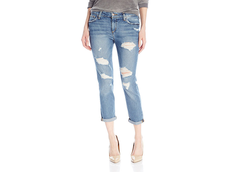 Joe's Jeans Billie Crop Jean In Bijou