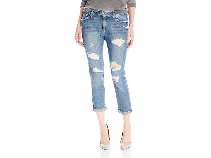 Joe's Jeans Billie Crop Jean In Bijou