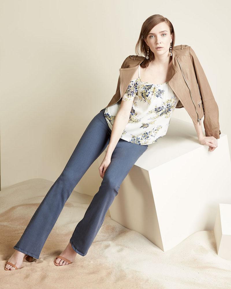 Joie Nouveau Flare Stretch Jeans