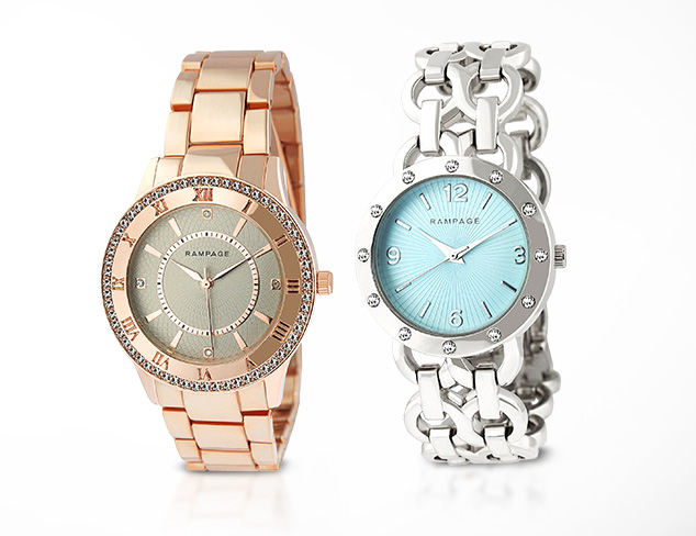 Just $29 Rampage Watches at MyHabit