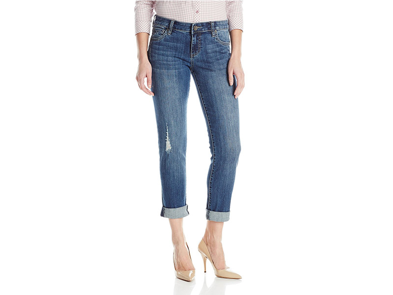 KUT from the Kloth Catherine Boyfriend Jean In Uplift
