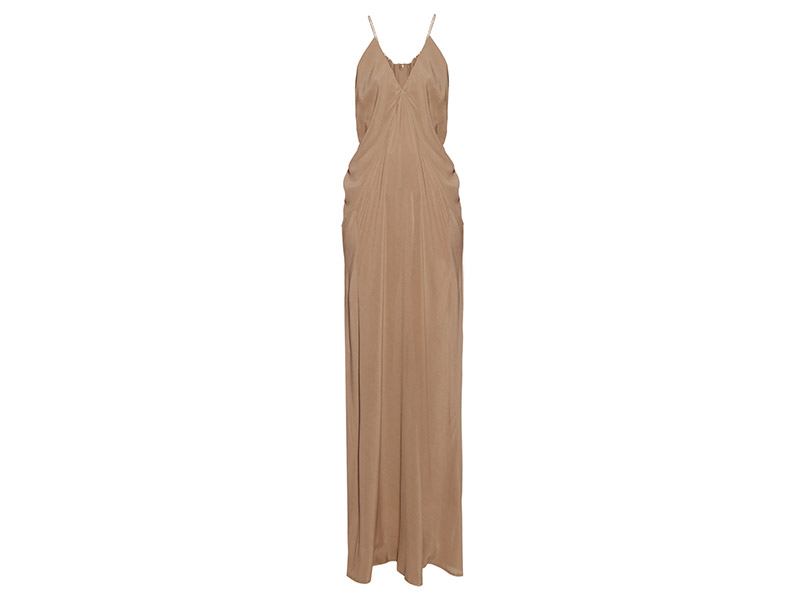 Kalita Gigi Silk Maxi Dress