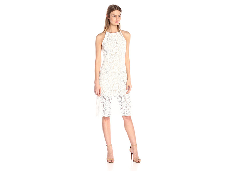 Keepsake The Label Let It Happen Lace Dress