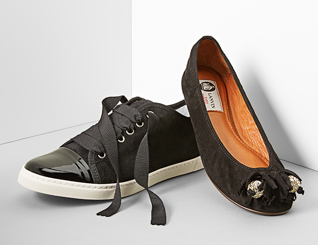 Lanvin Flats & Sneakers at MyHabit