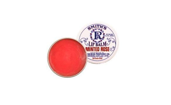 Lip Balm Tin - Minted Rose