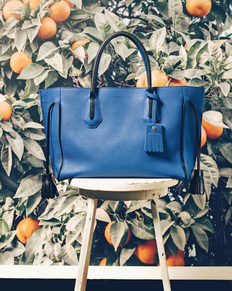Longchamp Penelope Medium Tote Bag