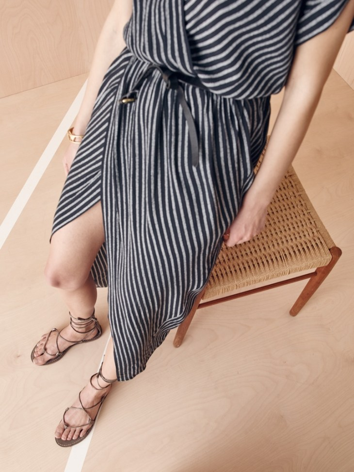 Madewell Boardwalk Lace-Up Sandal