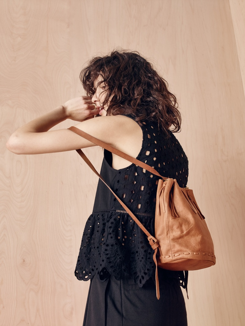 Madewell The Marin Convertible Backpack