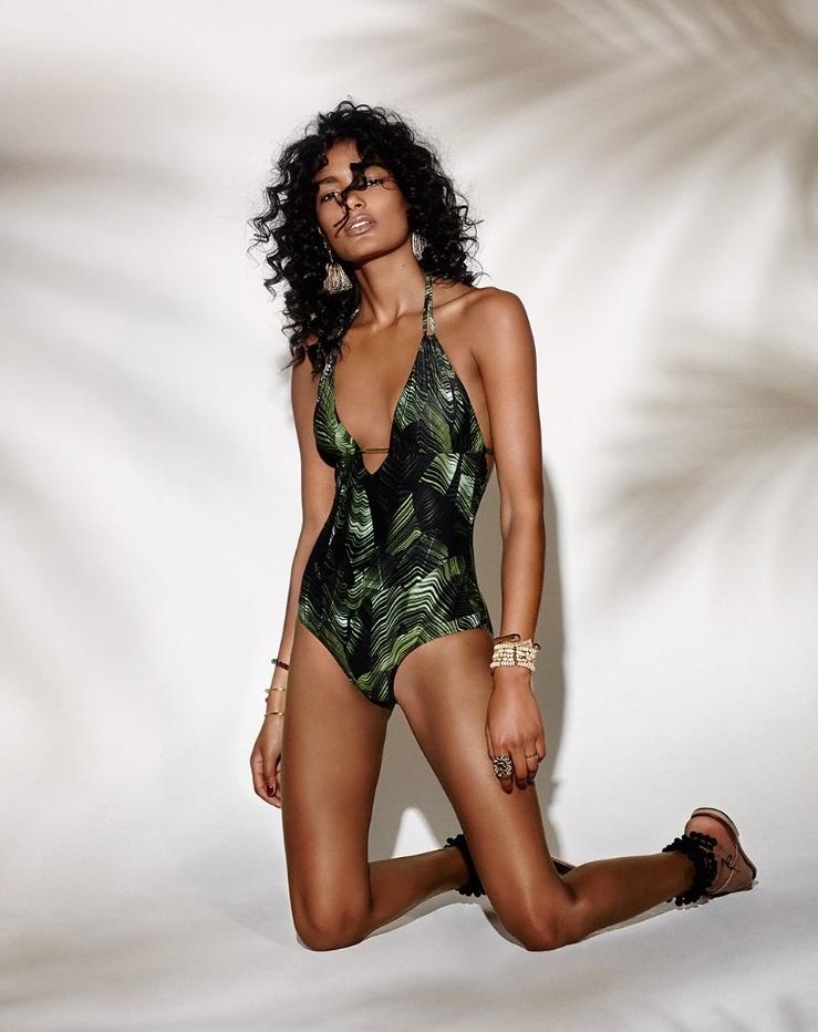 Melissa Odabash Casablanca swimsuit