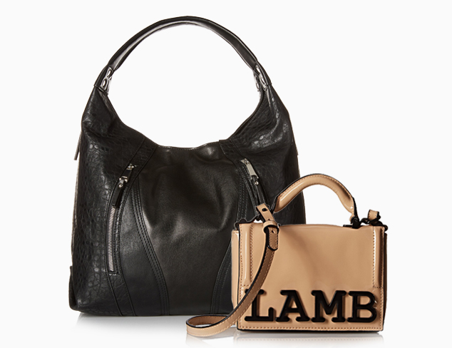Modern Mix Handbags feat. L.A.M.B. at MyHabit
