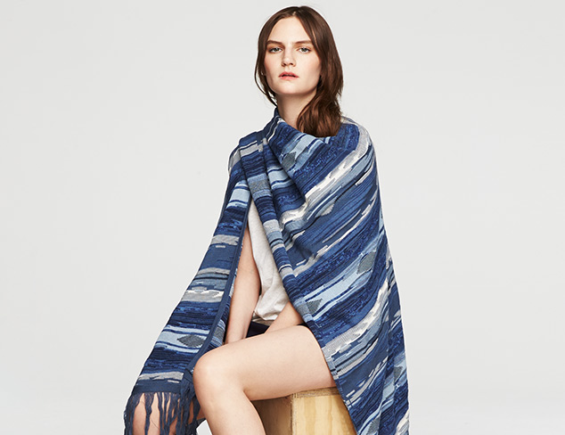 NORTH ELEVEN Spring Wraps & Ponchos at MyHabit