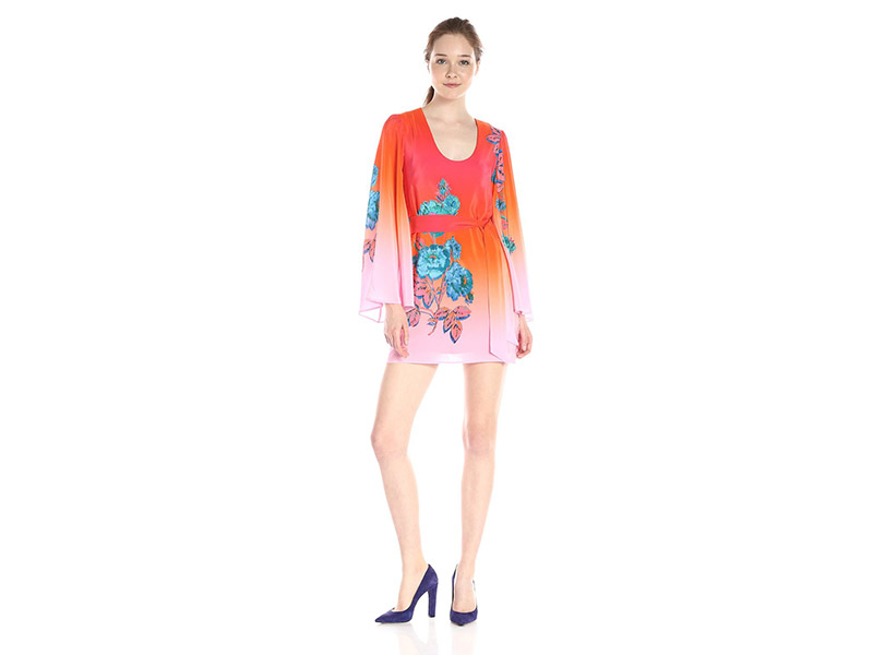 Nanette Lepore Neon Nights Dress