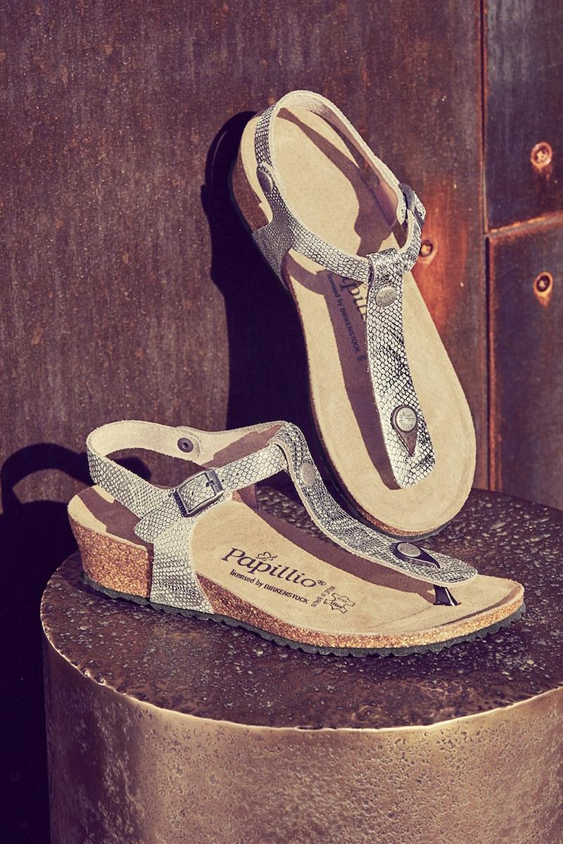 Papillio By Birkenstock Ashley T-Strap Wedge Sandal