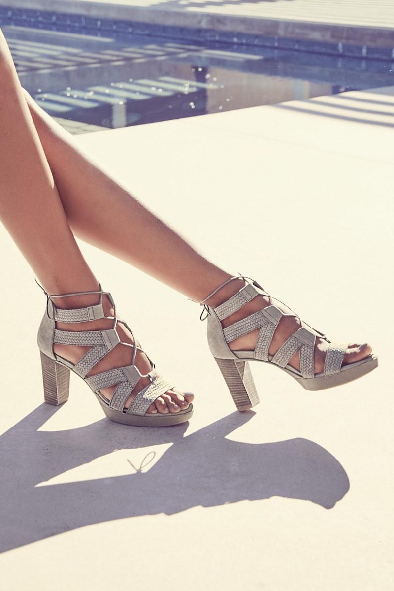 Paul Green Hana Lace-Up Sandal