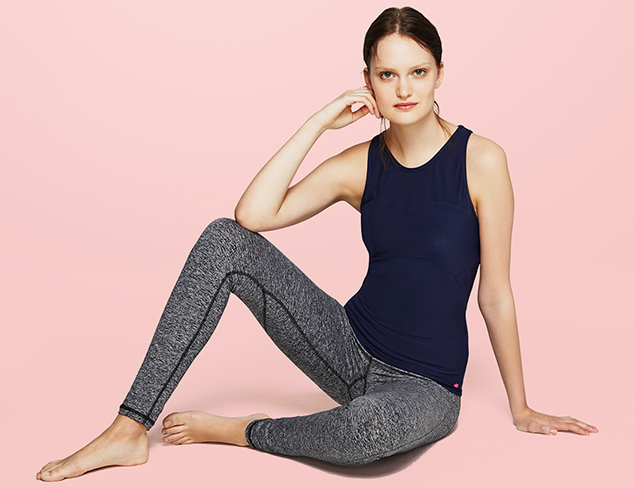 Pink Lotus Activewear at MyHabit
