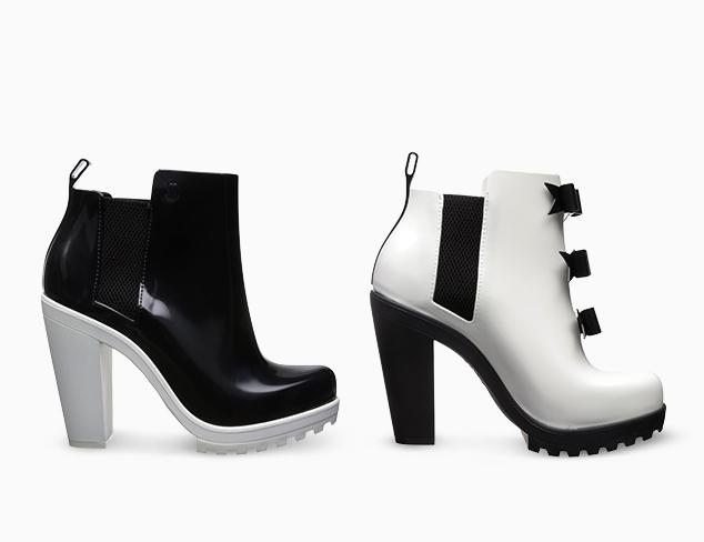 Rain-Ready Shoes & Boots feat. Melissa at MyHabit