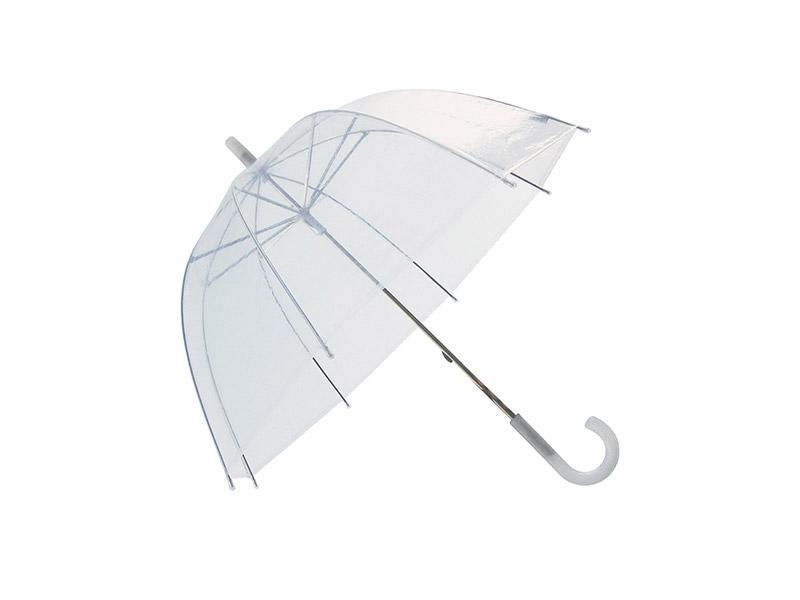 RainStoppers 34-Inch Plastic Umbrella
