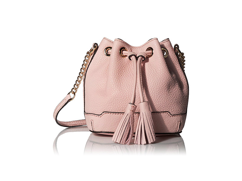 Rebecca Minkoff Micro Lexi Cross-Body Bucket Bag