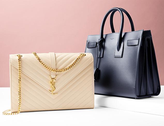 Saint Laurent Bags & Accessories at MyHabit