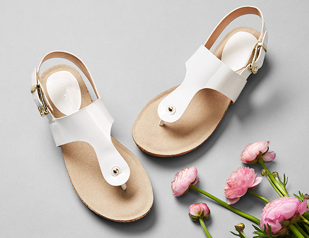 Sandals & Flats feat. Ellen Tracy at MyHabit