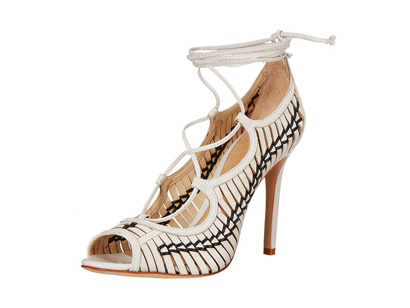 Schutz Mattie Dress Sandal