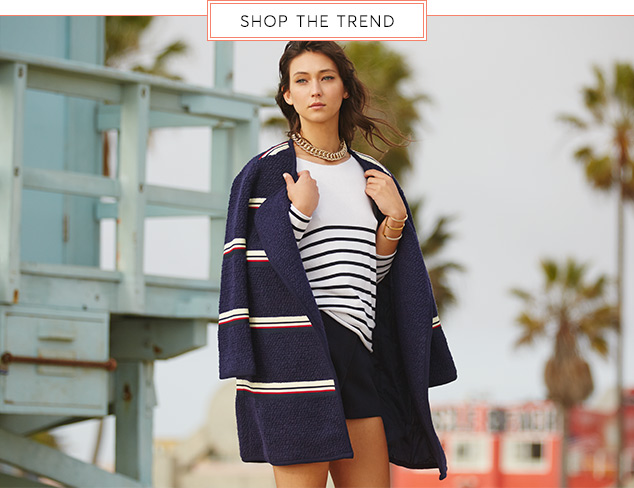 Shop the Trend The Now Nautical at MyHabit