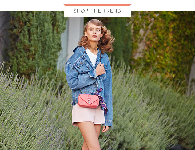 Shop the Trend Think Pink at MYHABIT