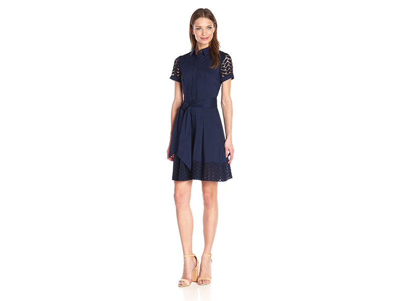 Shoshanna Zoe Shirt Dress