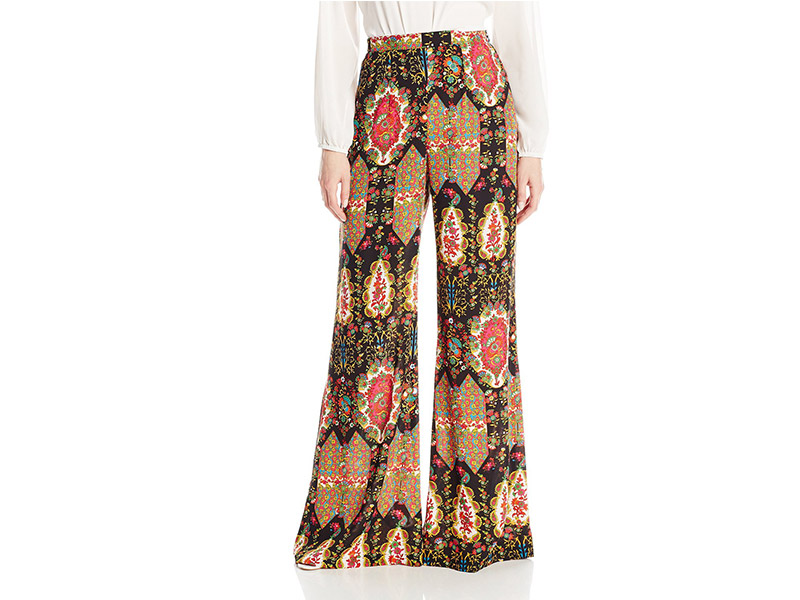 Show Me Your Mumu Merry Marigold Eli's Printed Trouser Pant
