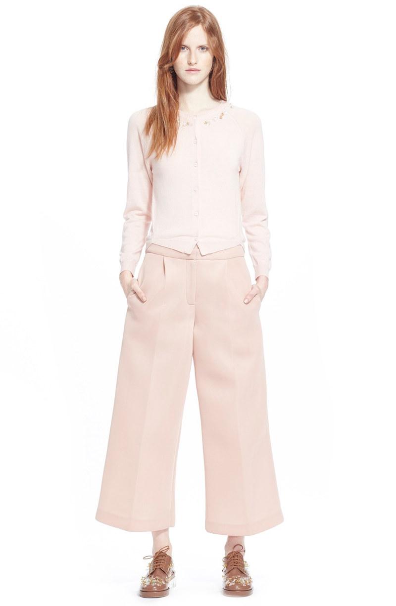 Simone Rocha Crop Pants