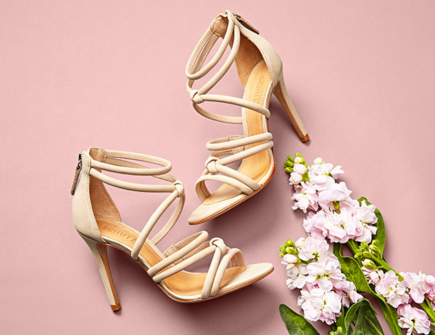Spring Fling Strappy Sandals at MyHabit