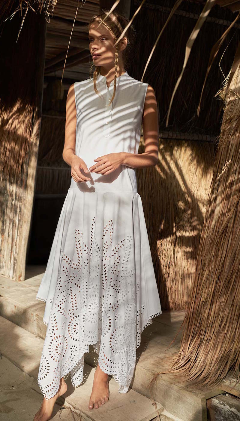 Stella McCartney Cotton Maxi Dress