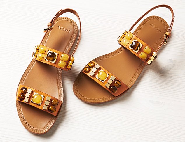 Step Into Spring Flats & Sandals at MyHabit