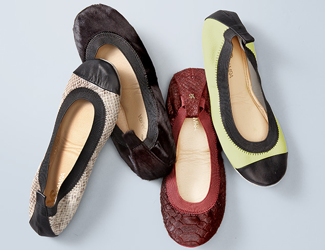 Style Staple Flats at MyHabit